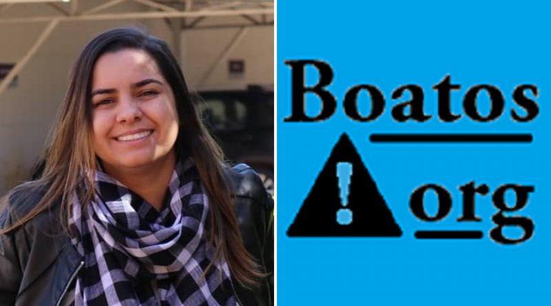 O melhor do Boatos.org em 2019, por Carol Lira (Foto: Reprodução/Facebook)