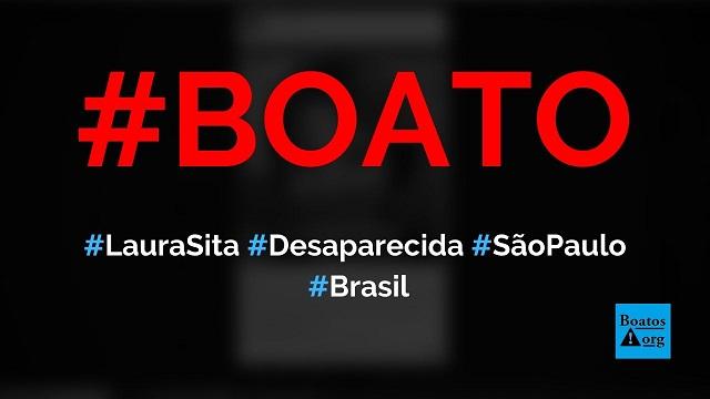 Laura Sita, jovem de 16 anos, está desaparecida em São Paulo, diz boato (Foto: Reprodução/Facebook)